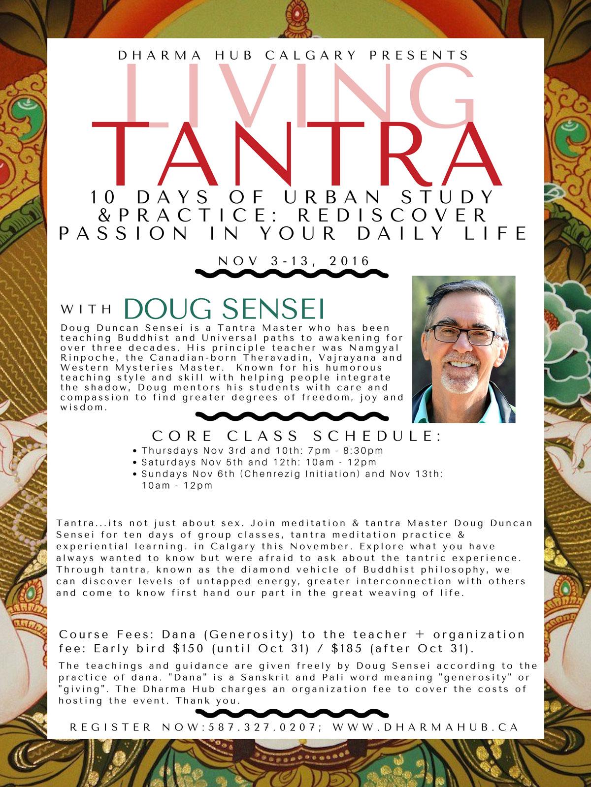 Tantra Course Calgary
