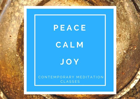 Meditation Classes Calm Joy Calgary